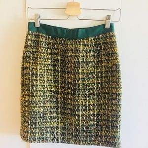 Kate Spade wool blend pencil skirt in Size 2